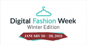 Digital Fashion Week WINTER 2021